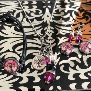 Jewelry - Spirit Lala Tree of Life Set